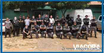 Secretaria de Justiça realiza vistoria na Penitenciária de Picos - Viagora