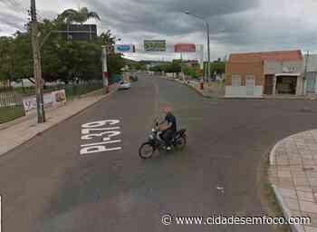 Trio arromba e furta loja no Centro da cidade de Picos - Cidades em Foco