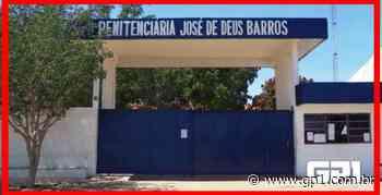 Foragido da Penitenciária de Picos é preso em São Miguel do Fidalgo - GP1
