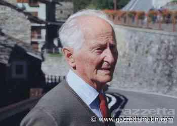 Saint-Vincent piange il maestro Vittorio (Rino) Morise - News VDA - gazzettamatin.com
