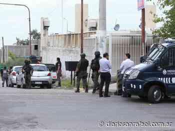 Cuatro presos huyeron en Ciudad Mendoza - Diario San Rafael