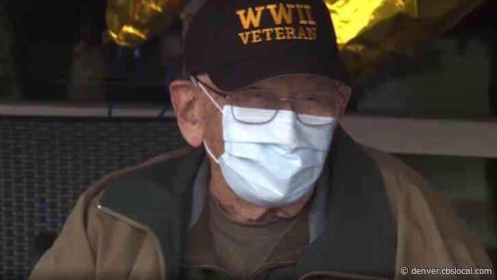 'I Made It': World War II Vet Celebrates Both His 104th Birthday And Recovery From Coronavirus