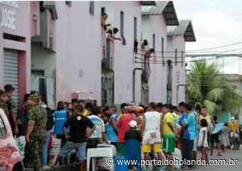 Indígenas são transferidos em Manaus para evitar transmissão do coronavírus - Portal do Holanda