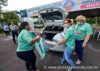 Manaus faz campanha para distribuir alimentos e produtos de higiene - Portal do Holanda