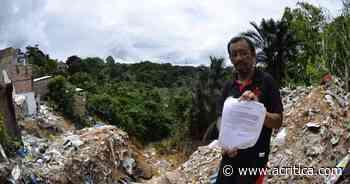 Moradores que tiveram casas desabadas pedem ajuda para reconstruírem vidas | Manaus - Jornal A Crítica