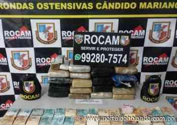 Em Manaus, homem é preso com drogas avaliadas em quase R$ 30 mil - Portal do Holanda