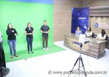 Em Manaus, Semed cria canal de comunicação sobre 'Aula em Casa' - Portal do Holanda