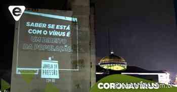 Manaus participa de campanha nacional por testes de covid-19 - EM TEMPO