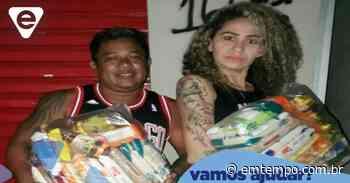 Grupo de músicos ajuda colegas de profissão com doações em Manaus - EM TEMPO