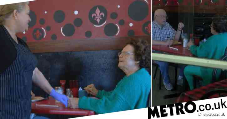 Restaurant opens just for dementia sufferer to eat with husband amid coronavirus crisis