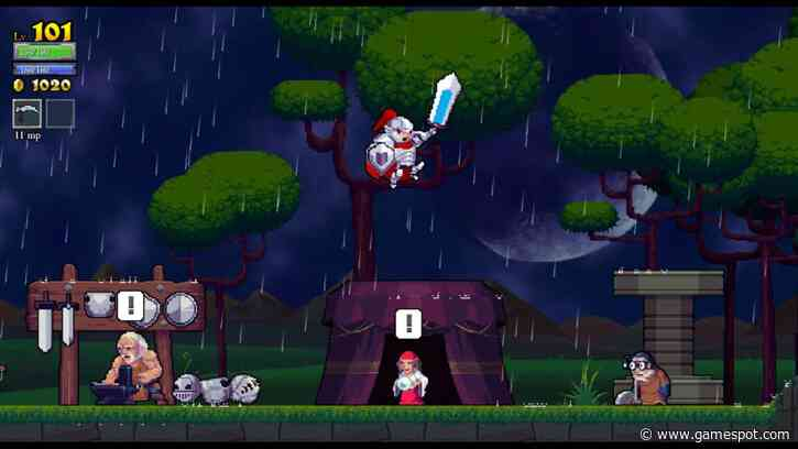 Rogue Legacy 2 Announced