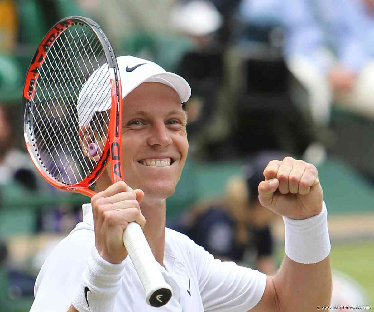 Tomas Berdych Hints At Return To Professional Tennis - Essentially Sports