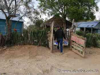 Gobernador de Dajabón reparte alimentos cumpliendo disposición por el COVID-19 - El Caribe