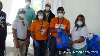 World Vision entrega a Provincial de Salud en Dajabón 750 kids de higienización en beneficio de familias - El Masacre