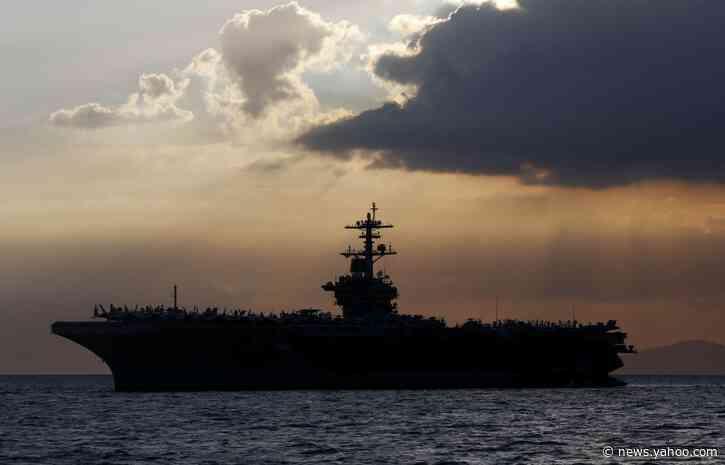 Navy fires captain who sought help for virus-striken ship
