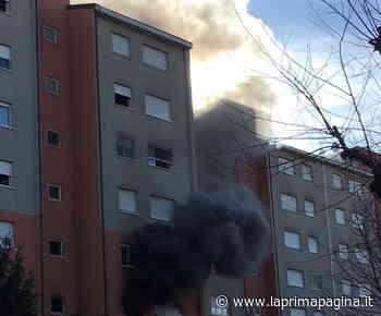 Cernusco sul Naviglio. Incendio in una palazzina Aler di otto piani: morti e feriti - La Prima Pagina