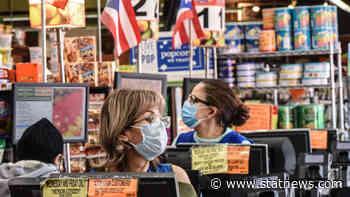 Amid coronavirus, White House set to recommend wearing cloth masks - STAT
