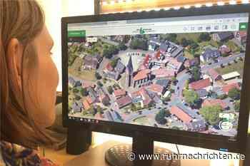 GeoDatenAtlas zeigt neue Luftbilder von Raesfeld und Erle - Ruhr Nachrichten