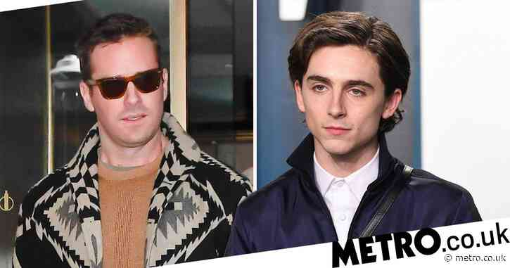 Timothee Chalamet and Armie Hammer returning for Call Me By Your Name sequel