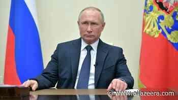 Putin extends Russia's coronavirus nonworking period - Al Jazeera English