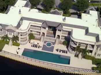 Tom Brady rents Derek Jeter's mansion after signing for the Buccaneers