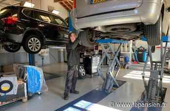 Le Coudray-Montceaux : ici, on répare votre voiture même pendant le confinement - Le Parisien