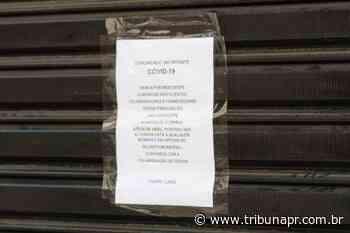 Crise do coronavírus: comércio de Curitiba cobra abertura segunda-feira (6) - Tribuna do Paraná