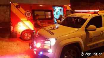 Mulher é esfaqueada pelo marido dentro de casa em Curitiba - CGN