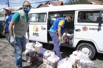 Fundação de Ação Social de Curitiba pede doações; estoques do 'Disque Solidariedade' estão vazios - G1