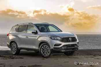 2020 SsangYong Rexton review - Off-road capability and refinement at a competitive price - iNews