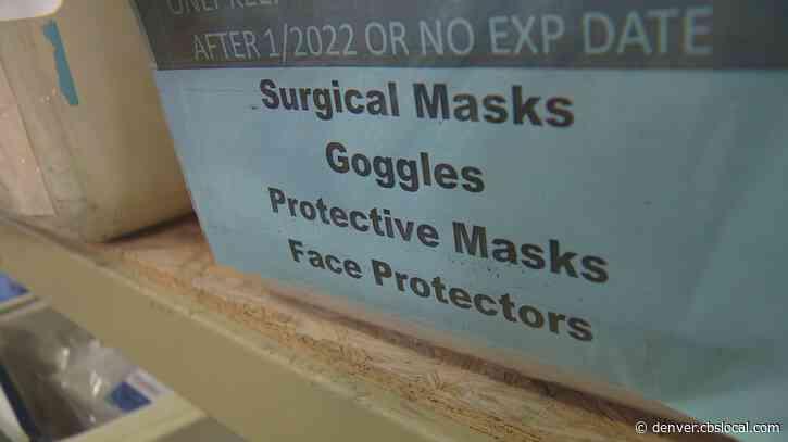 Gov. Jared Polis Asks Federal Government For Ventilators, Masks And Gloves