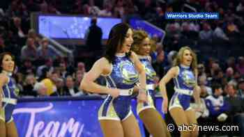 No games, no problem: Golden State Warriors dance team members educate students during pandemic - KGO-TV