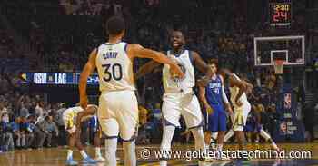 Golden State Warriors analysis: What would the season look like without the coronavirus? - Golden State of Mind