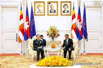 What Did the 2020 China-Cambodia Golden Dragon Military Exercise Actually Achieve? - The Diplomat