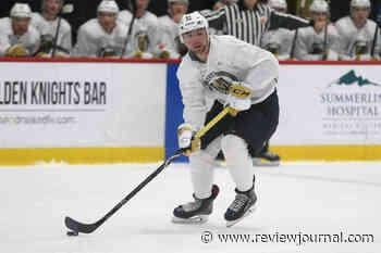 Golden Knights prospect misses Hobey Baker Award top-3 - Las Vegas Review-Journal
