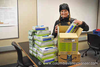 Invermere campus shares medical supplies - Columbia Valley Pioneer
