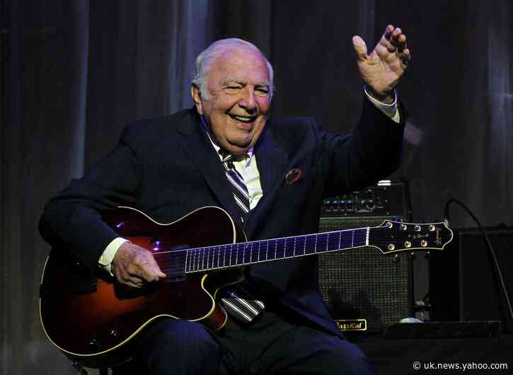 Jazz guitarist Bucky Pizzarelli dies from coronavirus