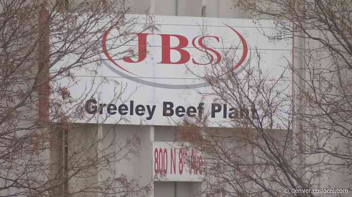 Concern About Coronavirus Has Some JBS Meat Packing Employees Afraid To Go To Work