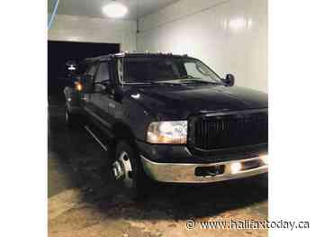 RCMP look for pickup truck stolen in Hubbards (2 photos) - HalifaxToday.ca