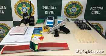 Dois suspeitos de envolvimento em homicídio são presos em Volta Redonda - G1