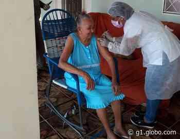 Nova etapa da campanha contra a gripe em Volta Redonda vacina idosos de 70 a 79 anos em casa - G1