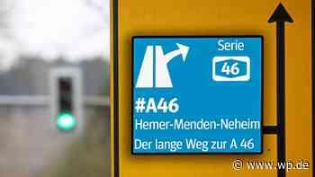 A46: Autobahn in Menden, Hemer und Arnsberg – alle News - Westfalenpost