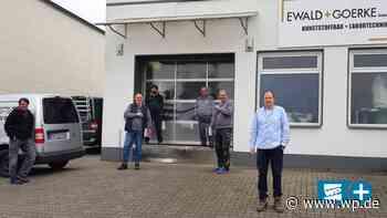 Unternehmen aus Menden nimmt für lokale Hilfe Risiko in Kauf - WP News