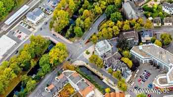 Menden: Ab Freitag wird Bahnhofsbrücke zur Einbahnstraße - WP News