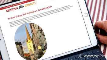 Onlineseite: Menden-Shopping wächst in Corona-Krise weiter - WP News