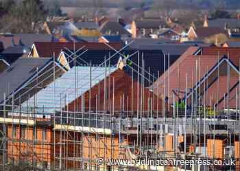 East Riding of Yorkshire Council succeeds in matching homebuilding target, figures show - bridlingtonfreepress.co.uk