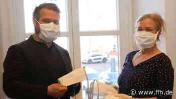 Gelnhausen: Mundschutzmasken aus dem Fundus - HIT RADIO FFH