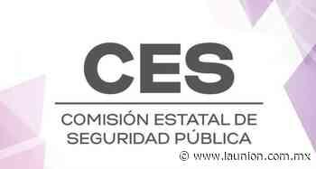 Detiene Policía Morelos a tres hombres por presunto robo en Emiliano Zapata - Unión de Morelos