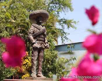 Otorgarán en Morelos medalla del General Emiliano Zapata 2019 - 24 Morelos