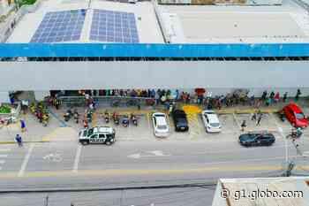 3.201 denúncias de aglomerações são registradas em Fortaleza, Sobral e Juazeiro do Norte - G1
